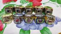LOT 10 NHL HOCKEY RINGS $20 EACH OR ALL FOR $150 WOW