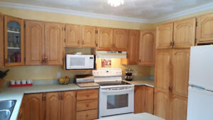 Oak Kitchen Cabinets and more!