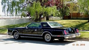 Beautiful 1979 Classic Lincoln