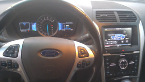 2013 ford explore limited flexfuel4x4
