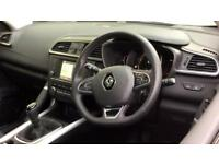 2017 Renault Kadjar 1.6 dCi Signature Nav 5dr with Manual Diesel Hatchback
