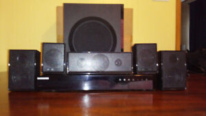 Samsung HT-J4100 Blu-Ray Home Theater System