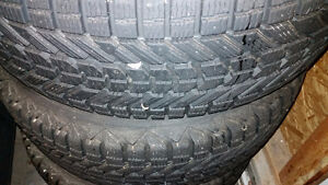 Winter snow and Ice Tires Firestone