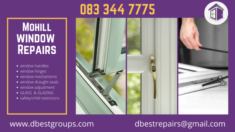 Mohill Window and Door Draught Seals | Draft Seals and gaskets from €35.00