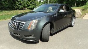 2012 Cadillac CTS 4x4 Berline
