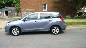 2004 Toyota Matrix Base Hatchback