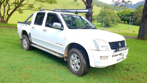 Holden Rodeo LT 4x4 Duel Cab