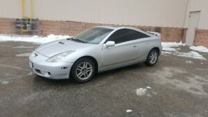 Toyota Celica ALL NEW PARTS