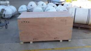 Sturdy Wooden Crates with Lid O'Connor Fremantle Area Preview
