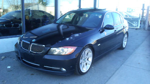 2008 BMW 335i E90 N54 TWIN TURBO SPORT PACKAGE 7450$ NEGO