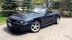 1995 Ford Mustang GT Convertible - 5.0L