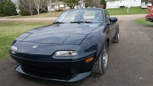 1996 Mazda MX-5 Miata Autocross Champ