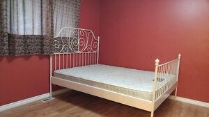 Main floor master bedroom with full bathroom available immediate