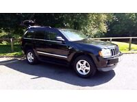 Rarely available Jeep Grand Cherokee