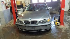 BMW 330 xi 2005 TRES PROPRE!! Mecanique A-1 6500$