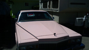 1978 Cadillac Coupeville