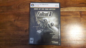 Fallout 3 Game of the Year Edition for PC