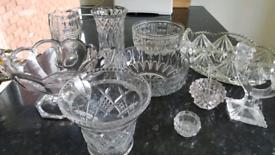 Glassware mix