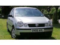 2005 Volkswagen Polo 1.2 Twist 5dr Hatchback Petrol Manual