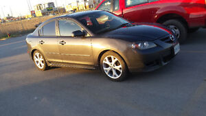 2007 Mazda Mazda3 Sport Sedan