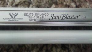 Sun Blaster T5 ho Grow Light 4ft