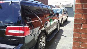 2008 Lincoln Navigator Black SUV, Crossover