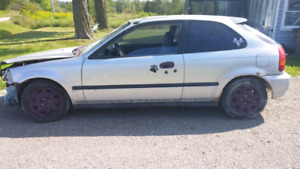 98 honda civic DX for parts