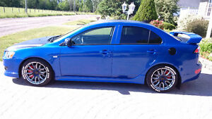 WOW - 2009 Mitsubishi Lancer GTS Berline (Negociable)