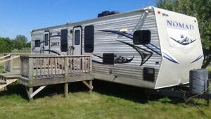 2013 Noma 31 ft travel trailer Model # 314