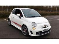 2015 Abarth 595 1.4 T-Jet Turismo with Rear Pa Manual Petrol Hatchback