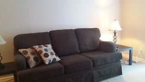 Couch - Like new, just purchased summer, 2015