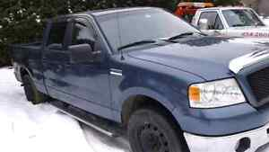 Reduced!! From $9500.00 2006 F 150 4 x 2 180000 Kms  Supercrew Gatineau Ottawa / Gatineau Area image 6