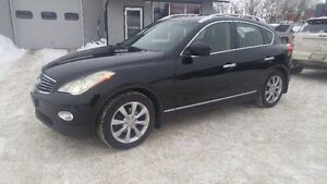 2008 INFINITI EX35 JOURNEY EDITION -ALL WHEEL DRIVE 4x4 - $10950