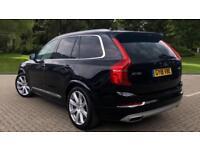 2018 Volvo XC90 2.0 T6 Inscription Pro AWD Aut Automatic Petrol Estate