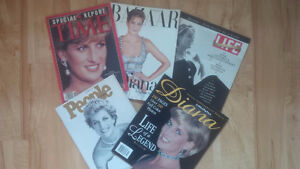 5 Special Editions, Remembering Diana - one price all