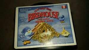Birdhouse Kit - Wooden
