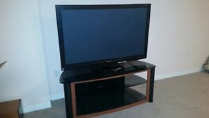 "Panasonic Viera 1080 Plasma 50""  TV with stand $500 OBO"