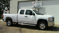 *2011 Chev Silverado 2500 LT, trades? 4x4, tow package,6 seater*