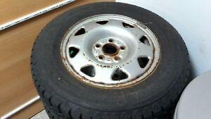 Goodyear Nordic winter tires w/rims Kingston Kingston Area image 1