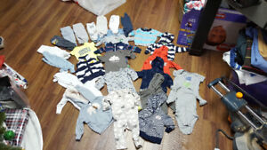 Baby boy clothing 3months