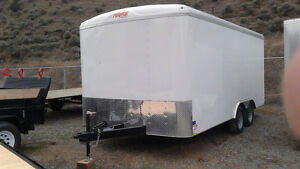 8.5 x 16' Enclosed cargo Trailer Spring Sale Blowout!