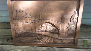 Wood Carving of Mostar