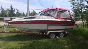 Bateau Sport craft laguna 20' a  vendre