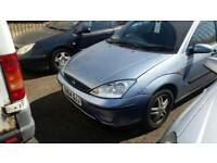 Ford Focus 1.6i 16v Automatic Low Mileage Zetec, Low Mileage, Mot'd