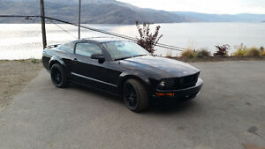 2007 Ford Mustang Gt premium Coupe (2 door)