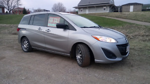 2012 Mazda 5 in very good shape.