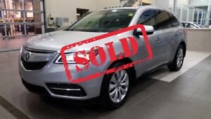 Acura MDX SOLD! 2014