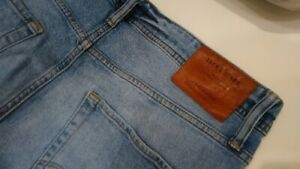 Jean « JACK AND JONES » Mike Original AM 727 Comfort Fit Jeans