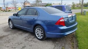 2010 Ford Fusion SEL Sedan CERTIFIED AND ETESTED London Ontario image 2