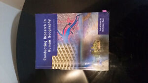 Geography and Art textbooks for sale